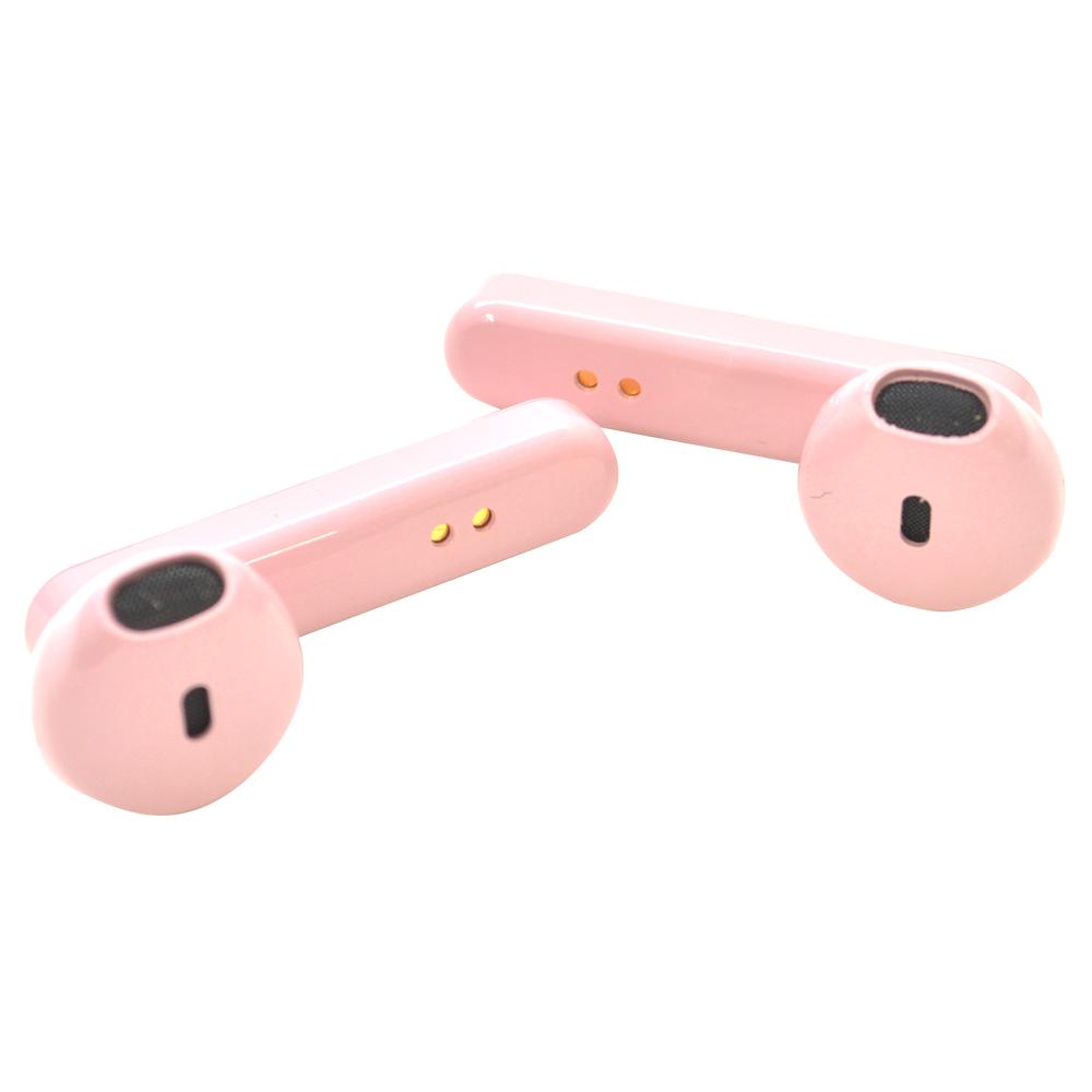 ラスタバナナ iPhone スマホ Bluetooth 5.0 完全ワイヤレス ステレオ イヤホン マイク インナーイヤー型 ブルートゥース 左右分離型 タッチセンサー 通話可能 ハンズフリー ブラック RTWS01BK