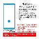 ラスタバナナ Rakuten Hand フィルム 全面保護 強化ガラス ブルーライトカット 光沢タイプ 指紋認証対応 3D曲面フレーム ブラック ラクテンハンド 楽天ハンド 液晶保護 3ES2931RAKH
