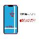 WEB限定 QutoR 2枚組 iPhone13 Pro Max ガラスフィルム 全面保護 高光沢 高透明 クリア 防埃 0.33mm 硬度10H 簡単貼り付けガイド アイフォン13 保護フィルム QTRIP167GP2