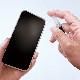 ラスタバナナ スマホ タブレット タッチパネル 静電式 タッチペン スプレーボトル付き アルコール 除菌 消毒 香水 詰め替え可能 ブラック RTP07BK
