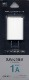 ラスタバナナ iPhone スマートフォン 1ポート USB Type-A 汎用 AC充電器 コンパクト 1A WH タイプA コンセント充電器 RACA1A01WH