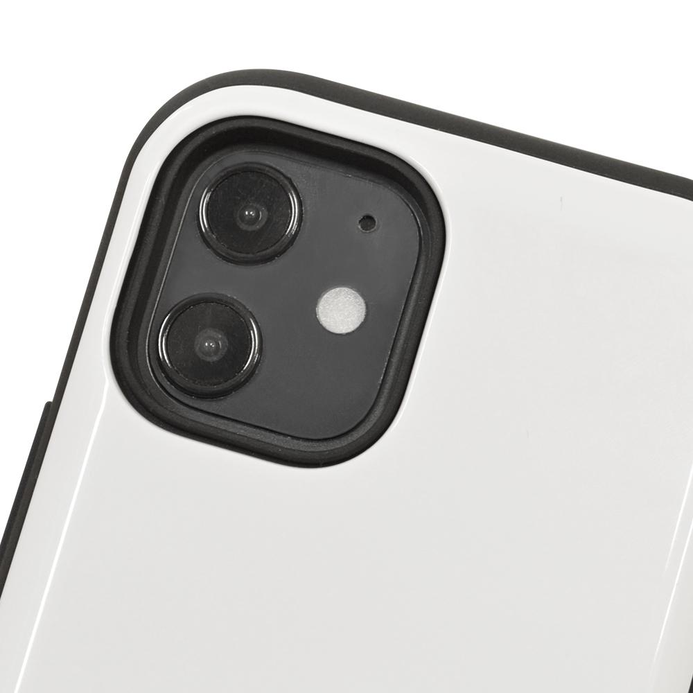 ラスタバナナ iPhone12 mini ケース カバー ハイブリッド VANILLA PACK バニラパック 耐衝撃吸収 パープル アイフォン スマホケース 5628IP054HB