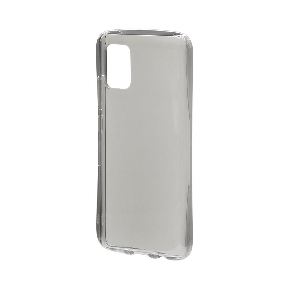 ラスタバナナ Galaxy A51 5G SC-54A SCG07 ケース カバー ソフト TPU 2.7mm 耐衝撃吸収 クリアブラック ギャラクシーA51 5G スマホケース 5920GSA51TP