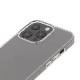 ラスタバナナ iPhone13 Pro Max ケース カバー ハイブリッド TPU+PC 耐衝撃吸収 強い 頑丈 クリア 透明 ストラップホール アイフォン13 スマホケース 6599IP167HB