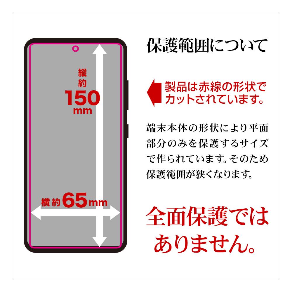 ラスタバナナ Galaxy A51 5G SC-54A SCG07 フィルム 平面保護 ブルーライトカット 反射防止 抗菌 指紋認証対応 ギャラクシーA51 5G 液晶保護 Y2724GSA51