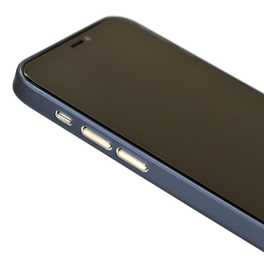 ラスタバナナ iPhone12 ケース カバー ハード ウルトラライト スリムフィット 超軽量 超薄型 極限保護 レッド アイフォン スマホケース 6016IP061PP