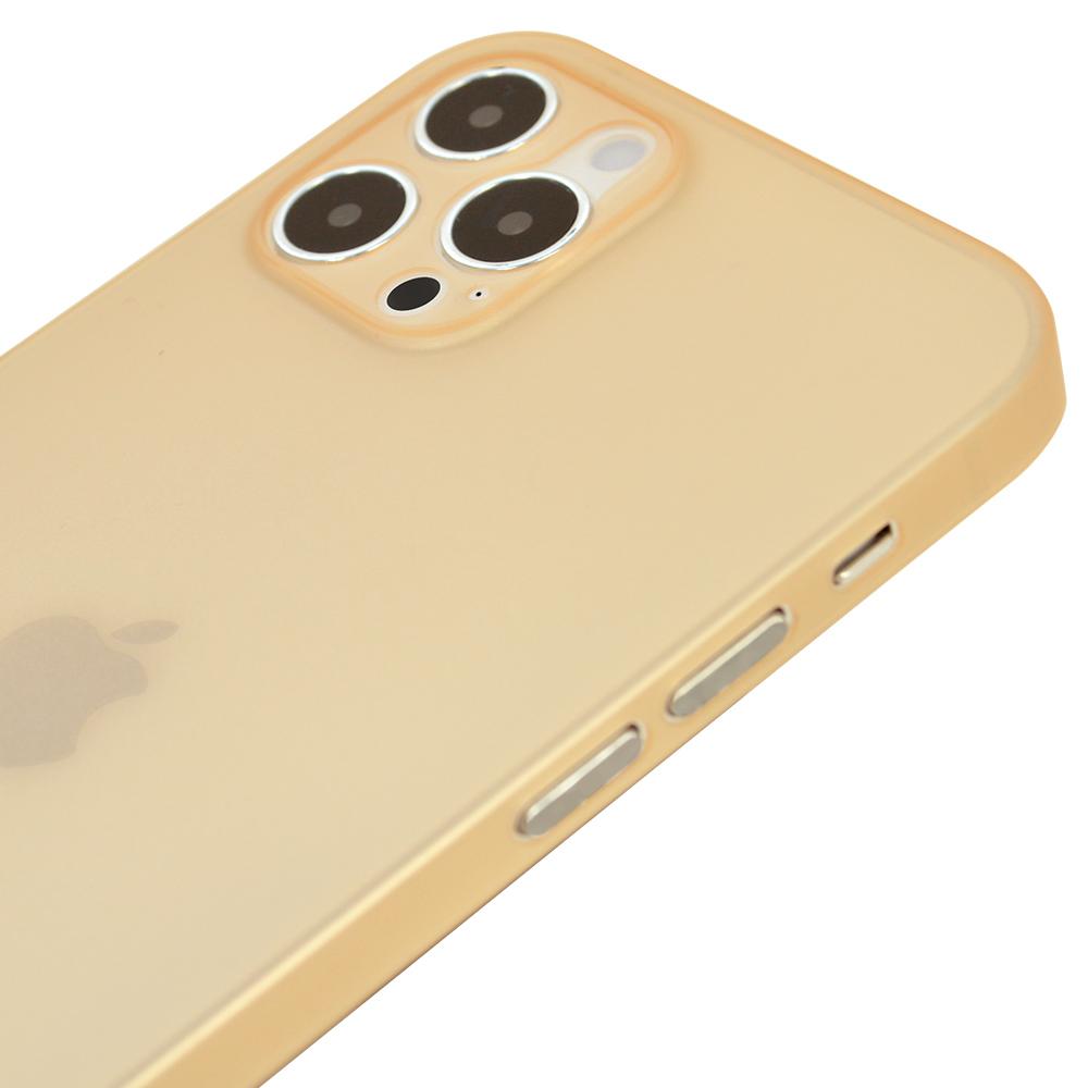 ラスタバナナ iPhone12 Pro ケース カバー ハード ウルトラライト スリムフィット 超軽量 超薄型 極限保護 ブラウン アイフォン スマホケース 6019IP061PPP