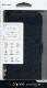ラスタバナナ AQUOS sense 3 plus SHV46 SH-M11 ケース/カバー 手帳型 ハンドストラップ付き ブラック アクオス センス3 プラス スマホケース 5318AQOS3PBO