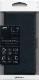 ラスタバナナ arrows NX9 F-52A ケース カバー 手帳型 +COLOR 薄型 サイドマグネット BK×DBR アローズ NX9 スマホケース 5961F52ABO
