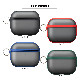 AirPods Pro ケース カバー ハイブリッド ブラック エアポッズプロ CP-APP1C1/B
