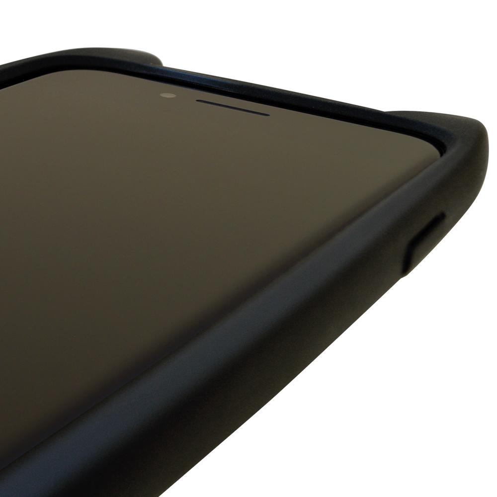 ラスタバナナ iPhone SE 第2世代 iPhone8 iPhone7 iPhone6s 共用 ケース カバー ハイブリッド VANILLA PACK mimi GLASS バニラパック 猫耳 ネコミミ ガラス ベージュ アイフォン スマホケース 5521IP747HB