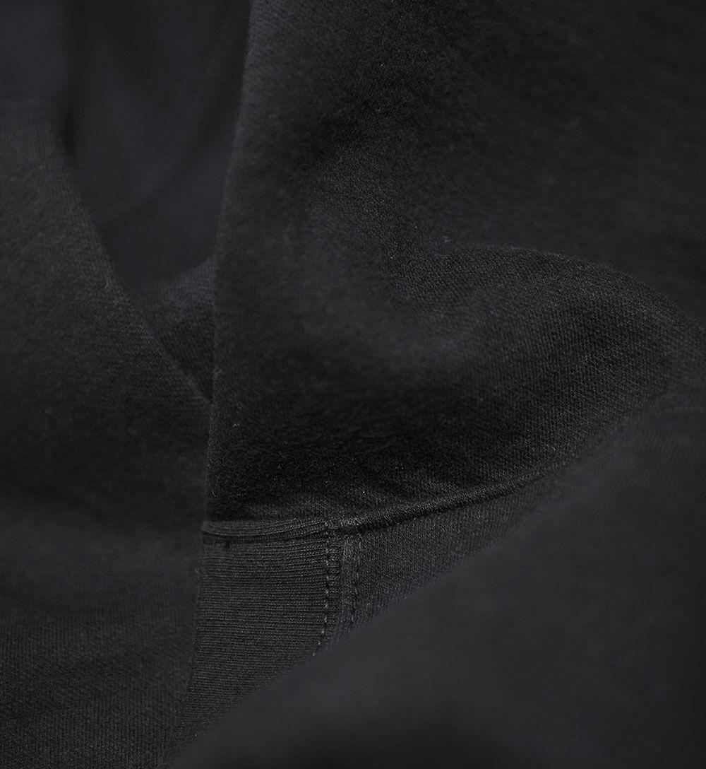 Cardboard Pullover Hooded Sweat (BLACK) プルオーバーパーカー