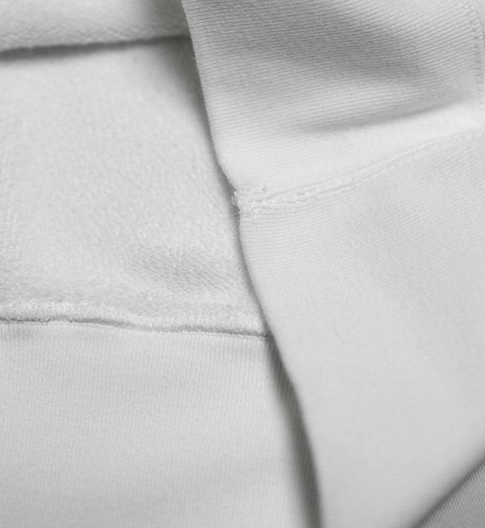 Stretch Fleece Sweat (WHITE) スウェット