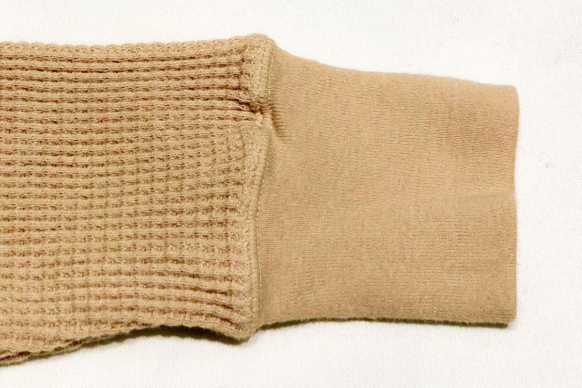 thermal like wool Raglan L/s tee ローゲージサーマルロンT(cream)