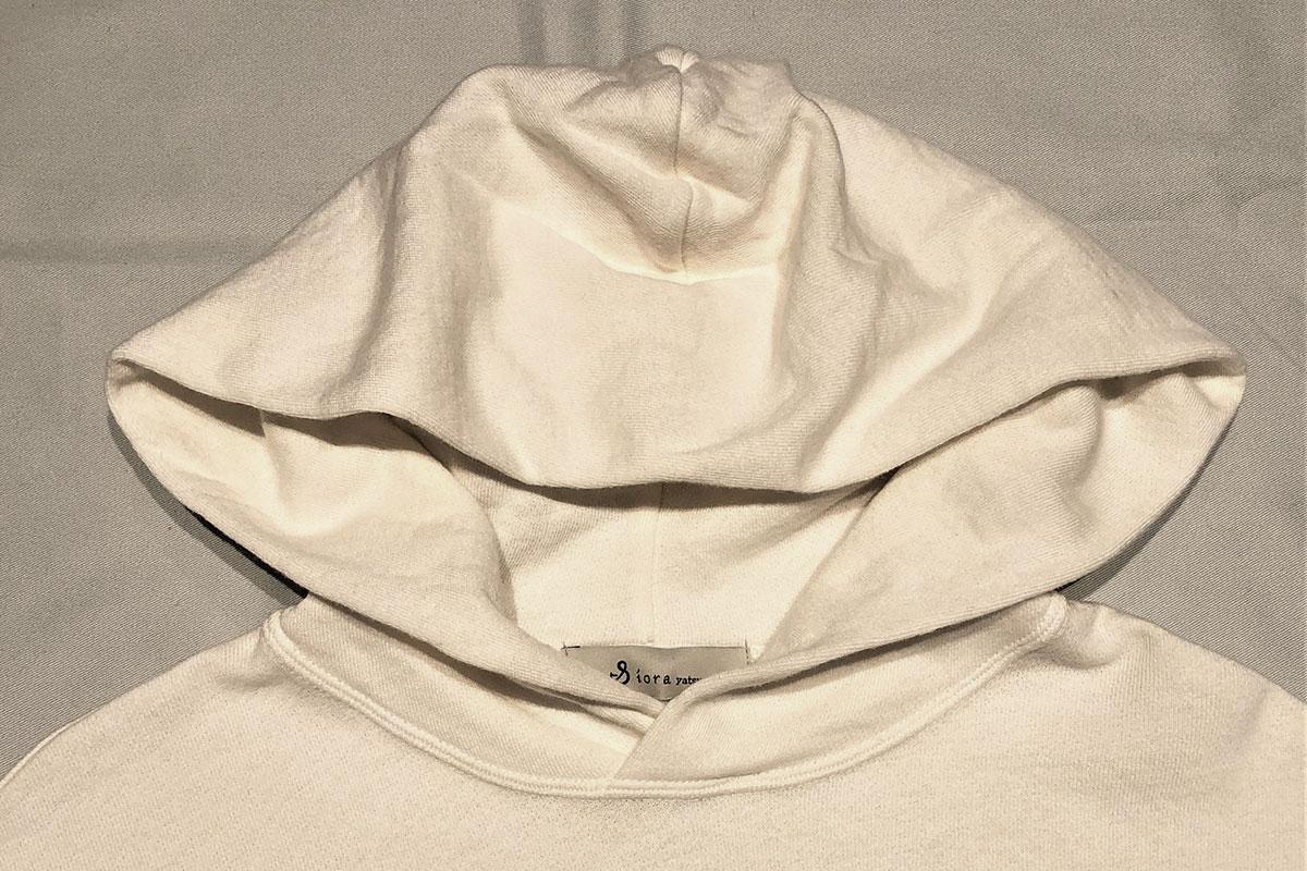 cotton wool reverse Parka コットンプルパーカー(off)