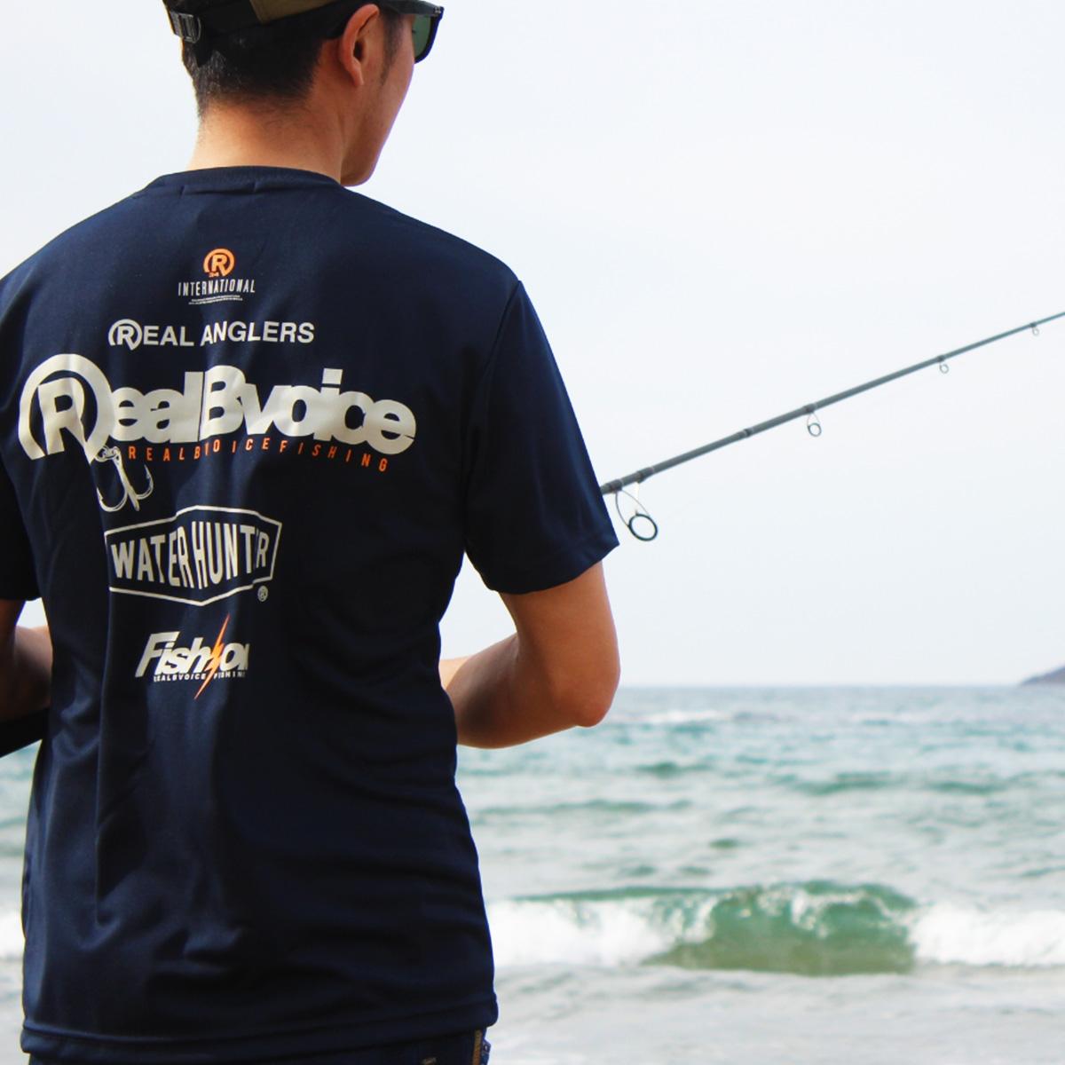 FISHING WATER HUNTER DRY T-SHIRT