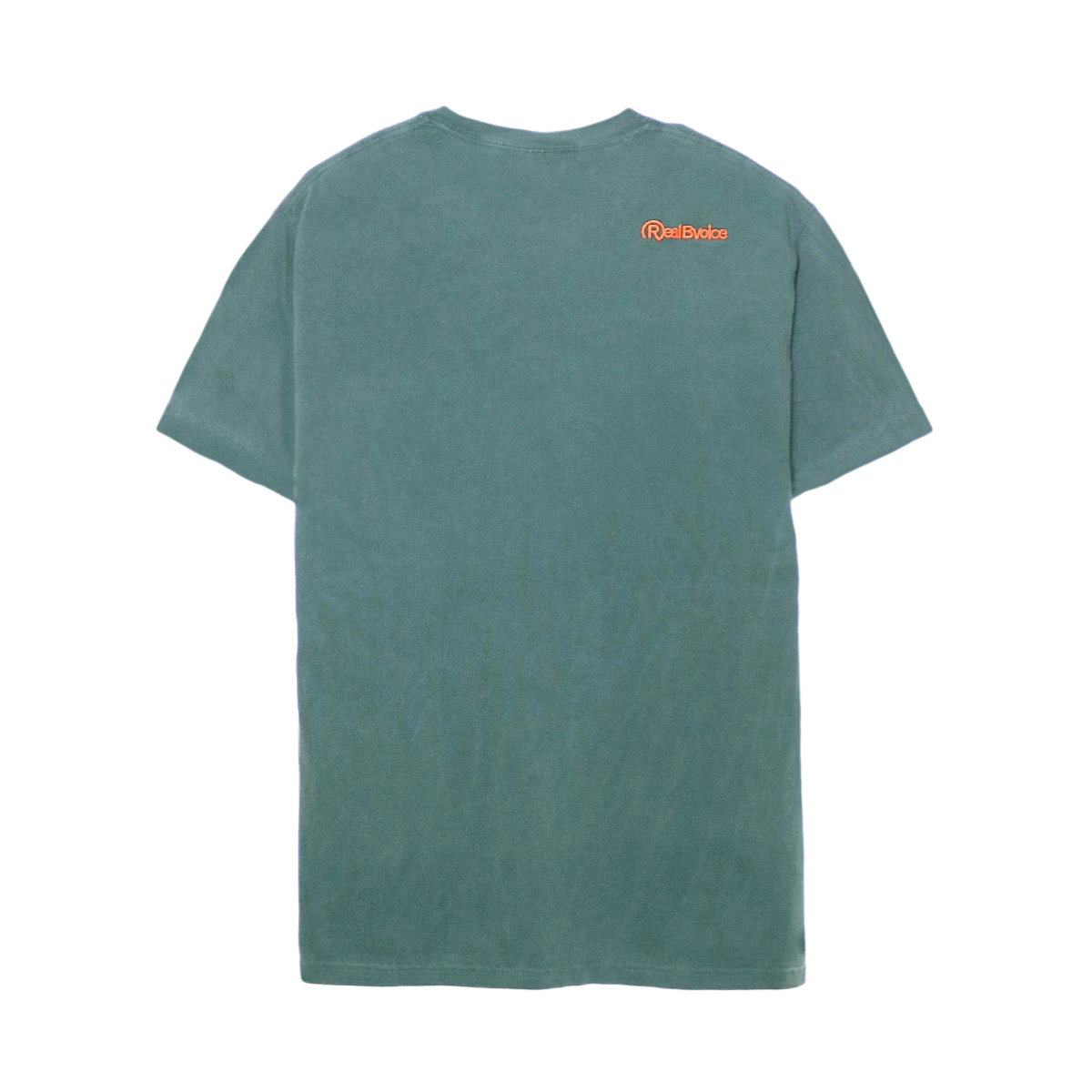 BUFFALO GARMENT DYED T-SHIRT