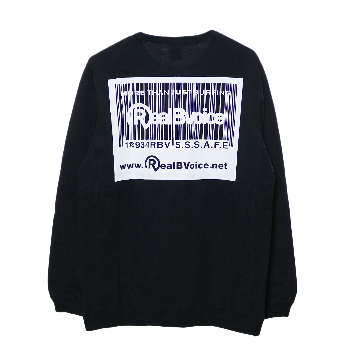BARCODE RIB LONG T-SHIRT