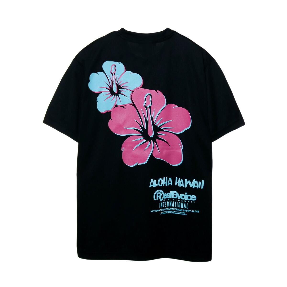 MULTI FLOWER DRY T-SHIRT