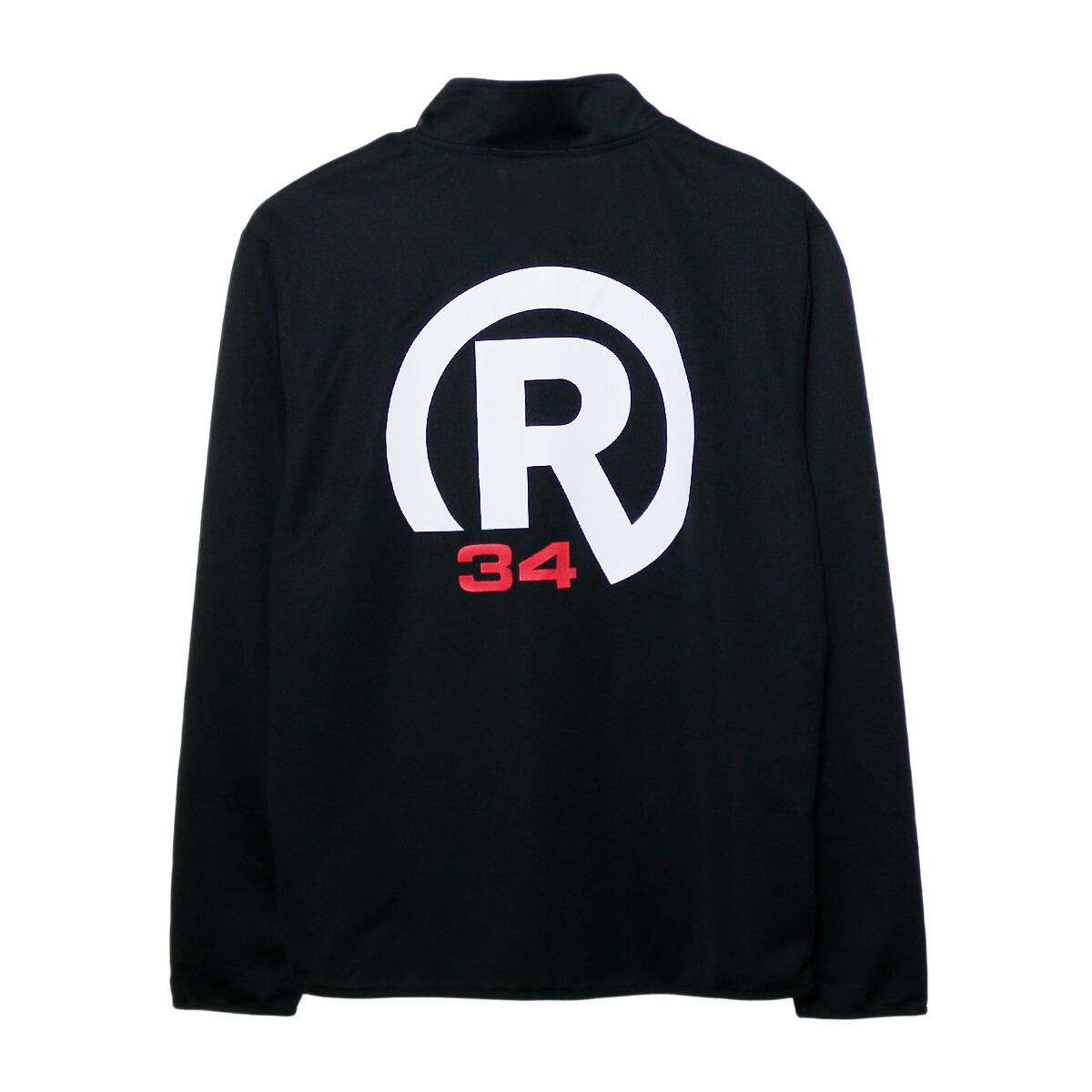 BASIC R34 LOGO DRY ZIP JACKET
