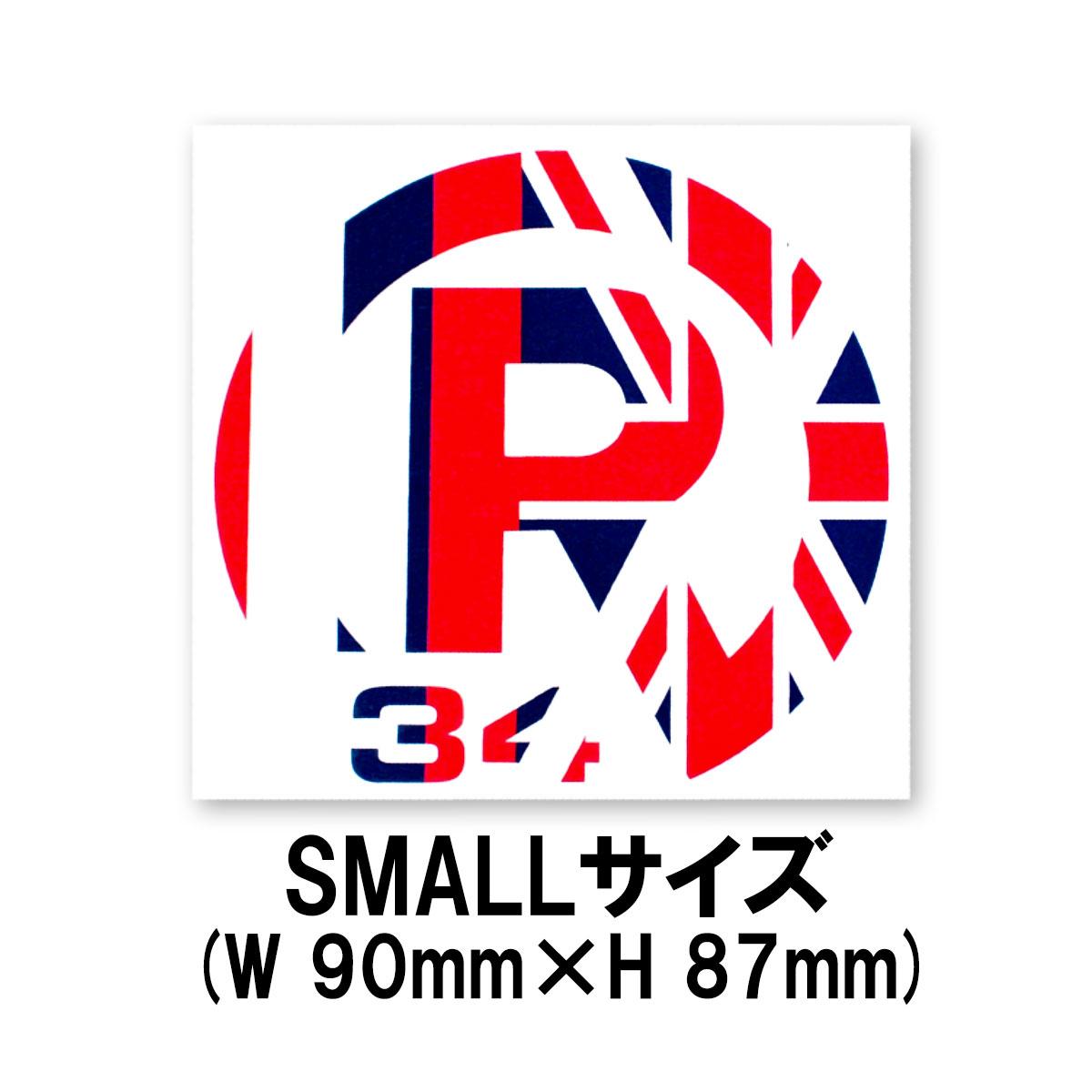 STICKER FLAG  SMALLサイズ