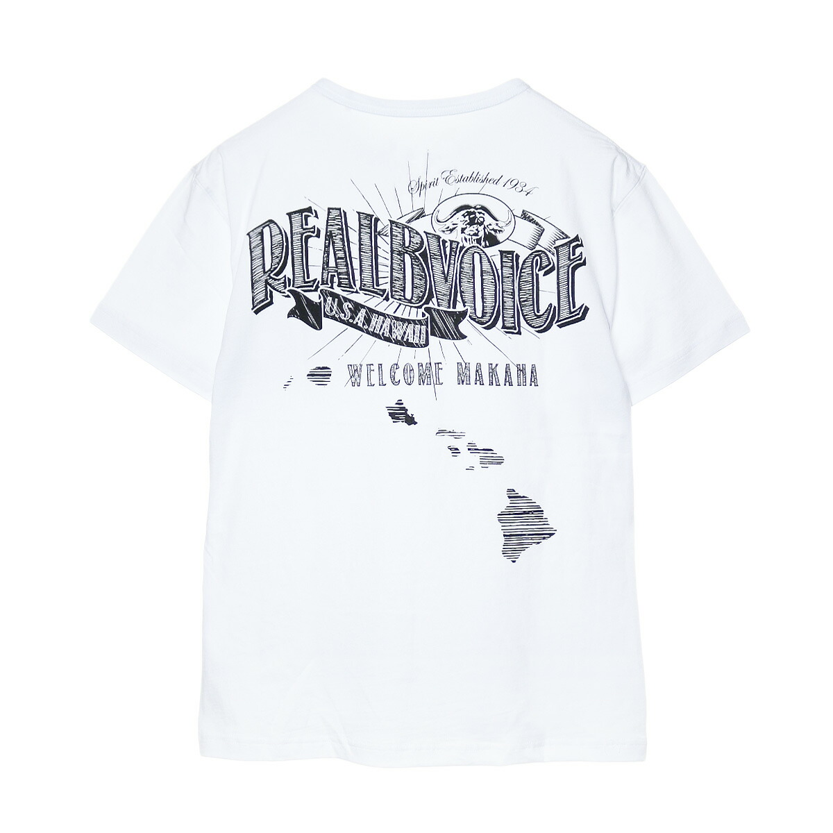 WELCOME MAKAHA POCKET T-SHIRT