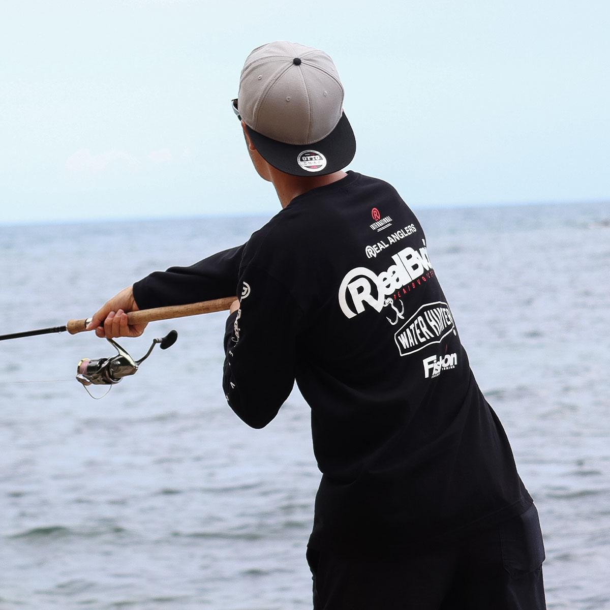 FISHING RBV WATER HUNTER LONG T-SHIRT