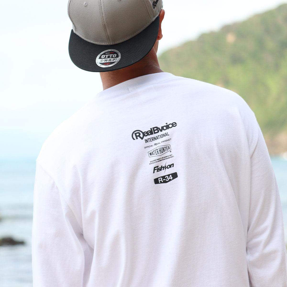 FISHING CAMOUFLAGE LONG T-SHIRT