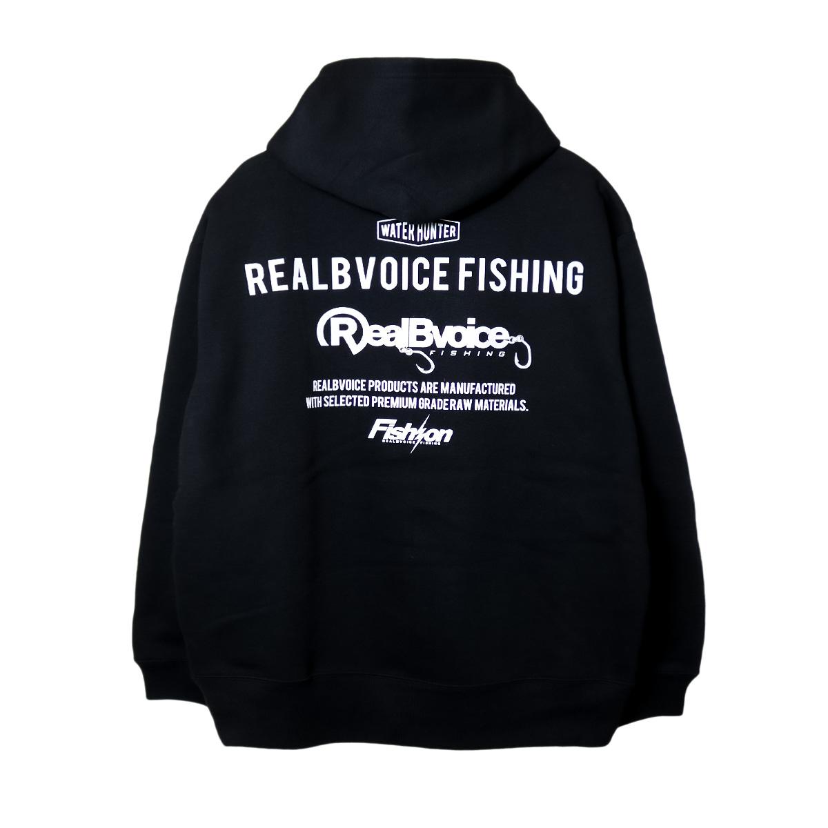 FISHING BASIC LOGO HOODIE
