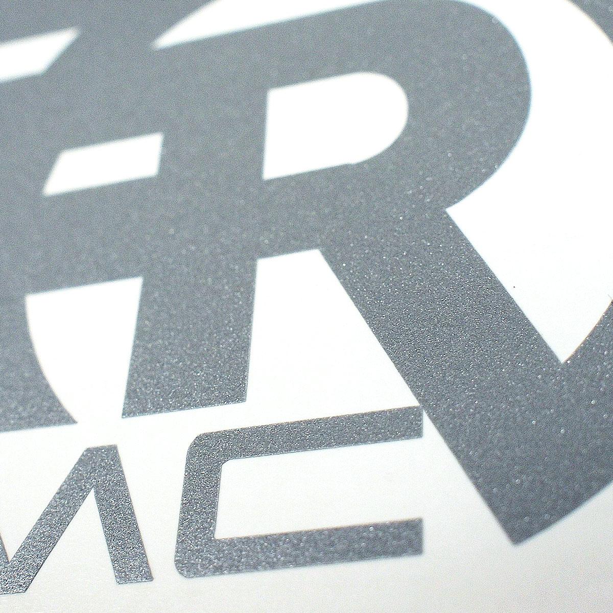 MC R-MARK STICKER  BIGサイズ