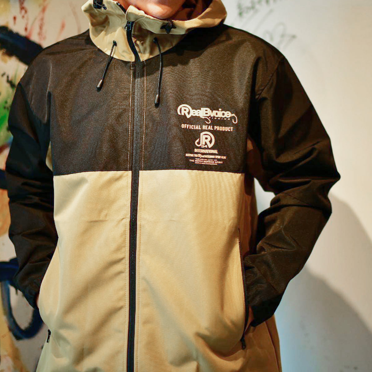 FISHING SWITCHING MOUNTAIN PARKA