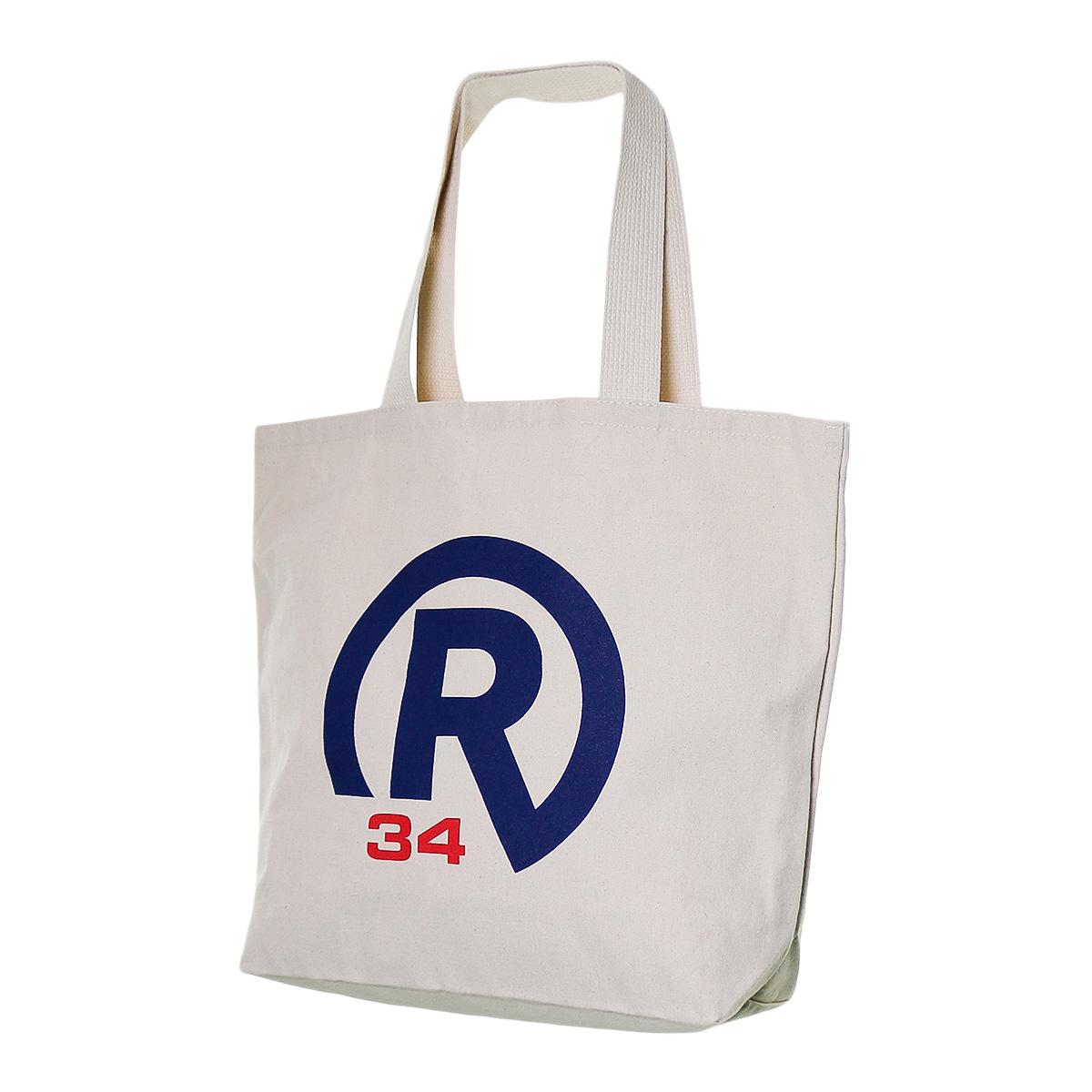 R34 USA CANVAS TOTE BAG