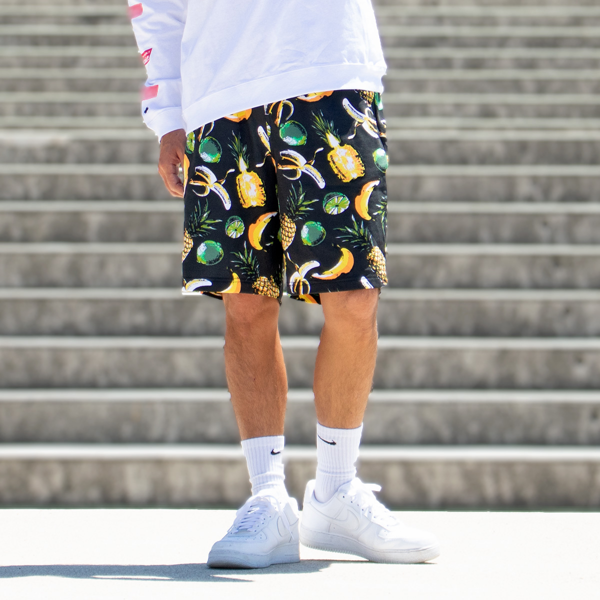 EST.1999 WASH SWEAT SHORTS