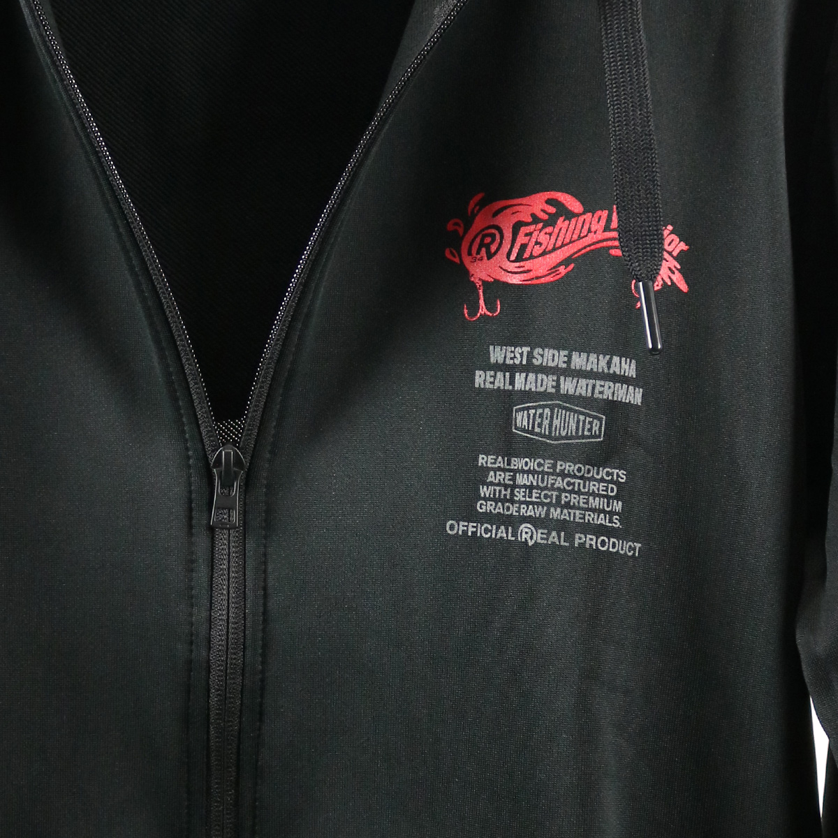 HOPPER ZIP UP DRY PARKA