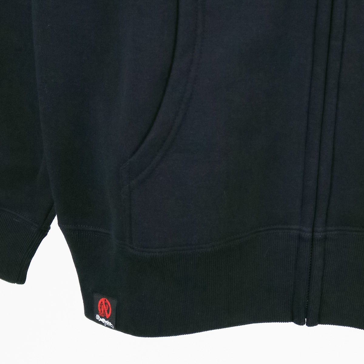 GT WANTED ZIP UP PARKA