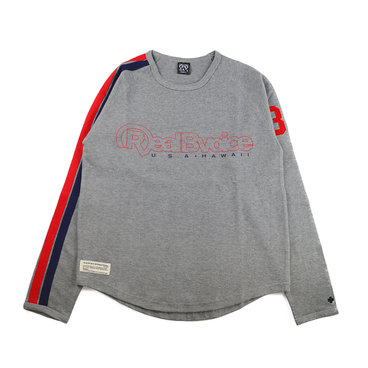 SUPER HEAVY RBV LONG T-SHIRT