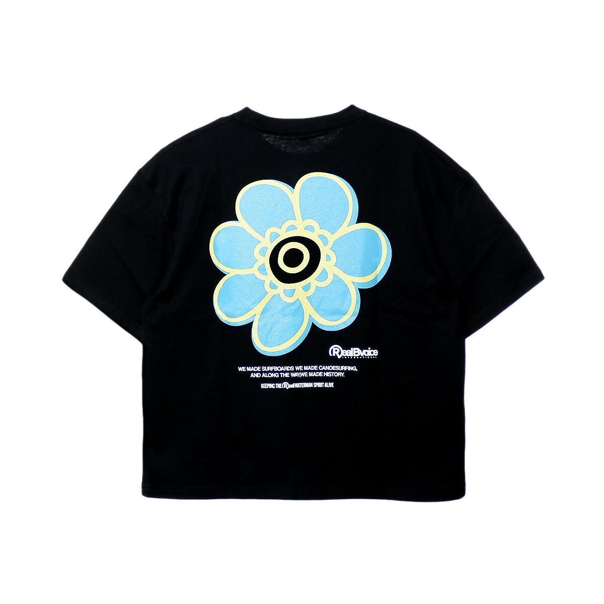 WOMEN'S HAWAIIAN POPPY T-SHIRT
