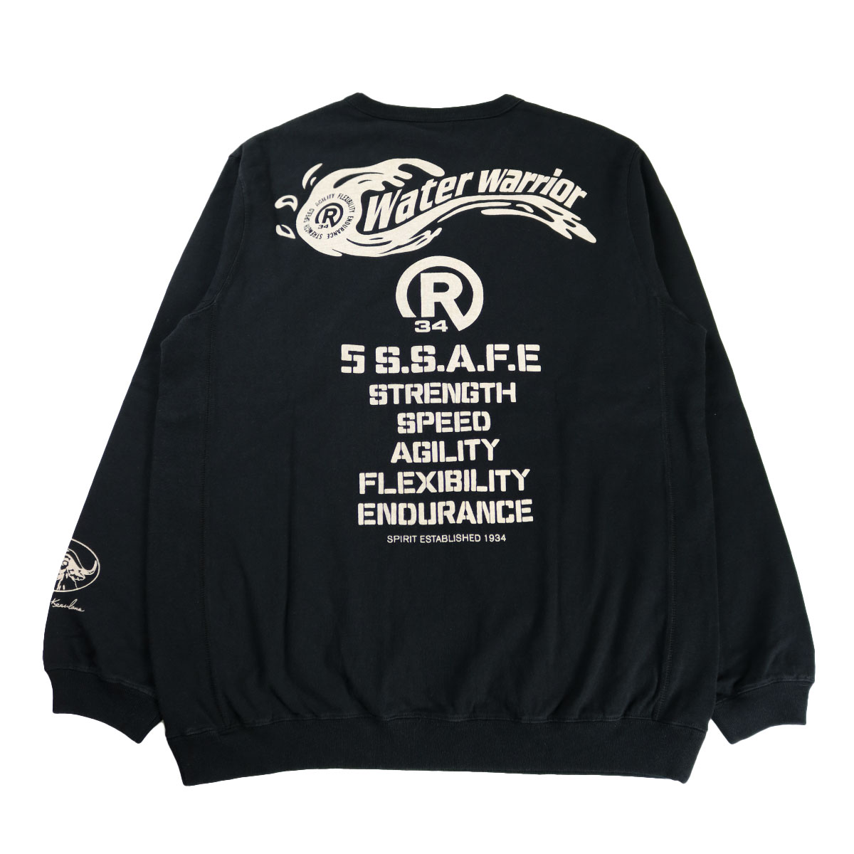 HEAVY WEIGHT RIB LONG T-SHIRT WW