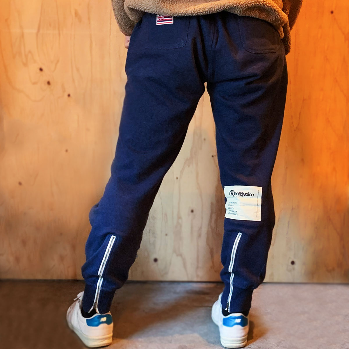 R34 FROCKY FLEECE PANTS