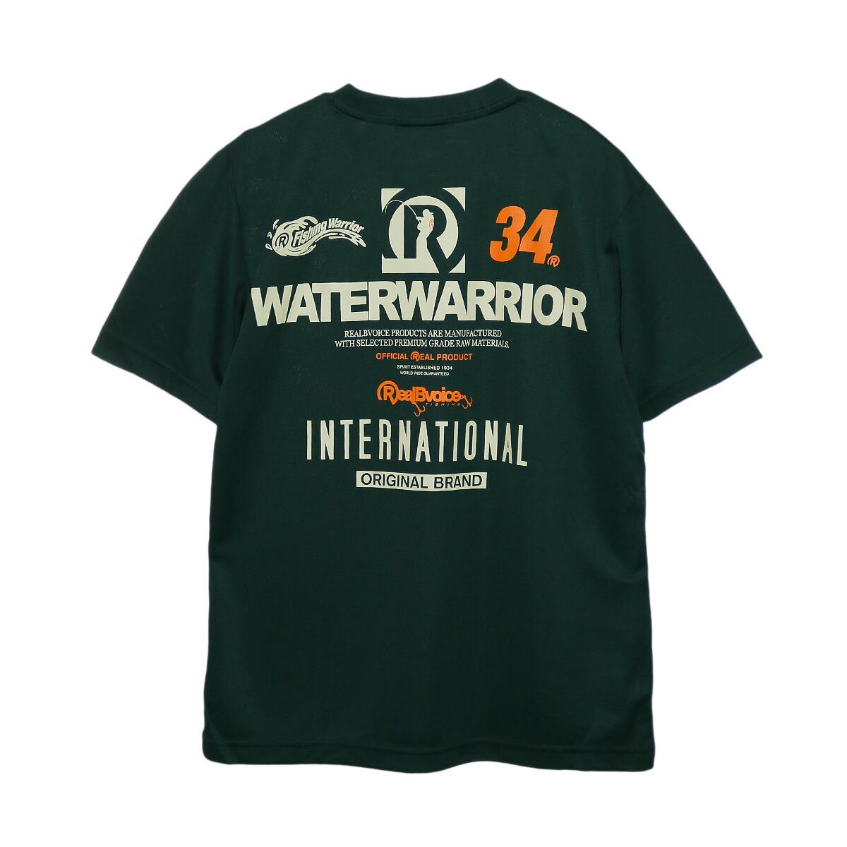 WATER WARRIOR FISHING DRY T-SHIRT