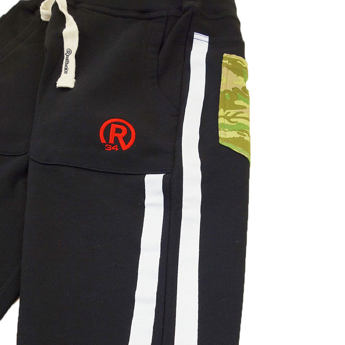 SEVEN LENGTH CAMOU SWEAT PANTS