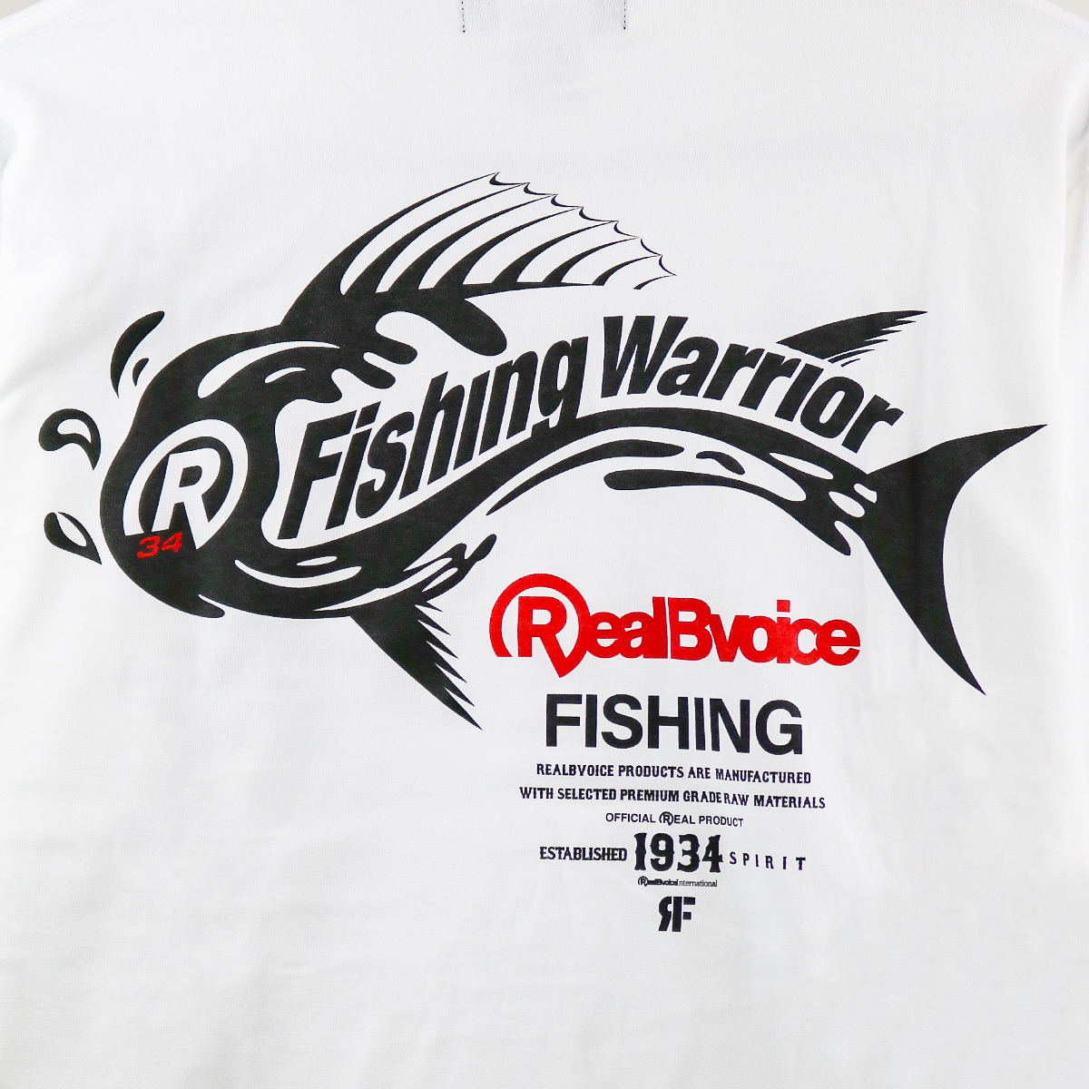 FISHING WARRIOR LONG T-SHIRT