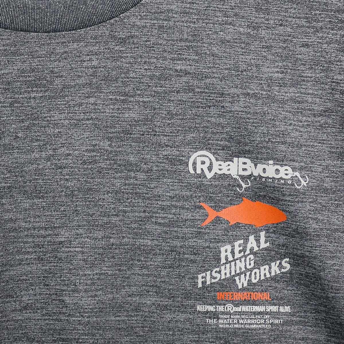 FISHING HIRAMASA CAMO DRY T-SHIRT BIG SIZE