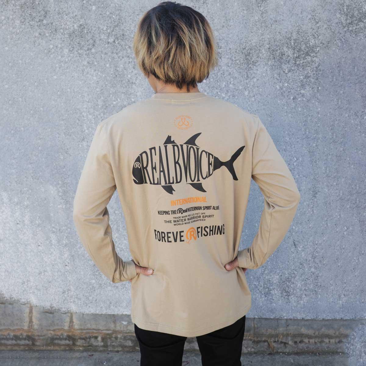 RBV FISHBONE LONG T-SHIRT