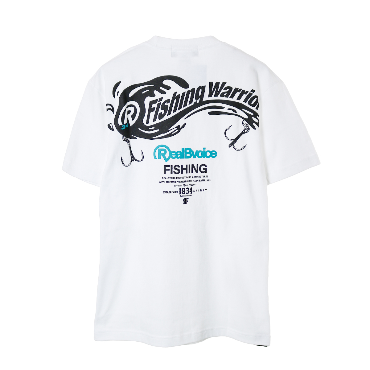 RBV FISHING WARRIOR T-SHIRT