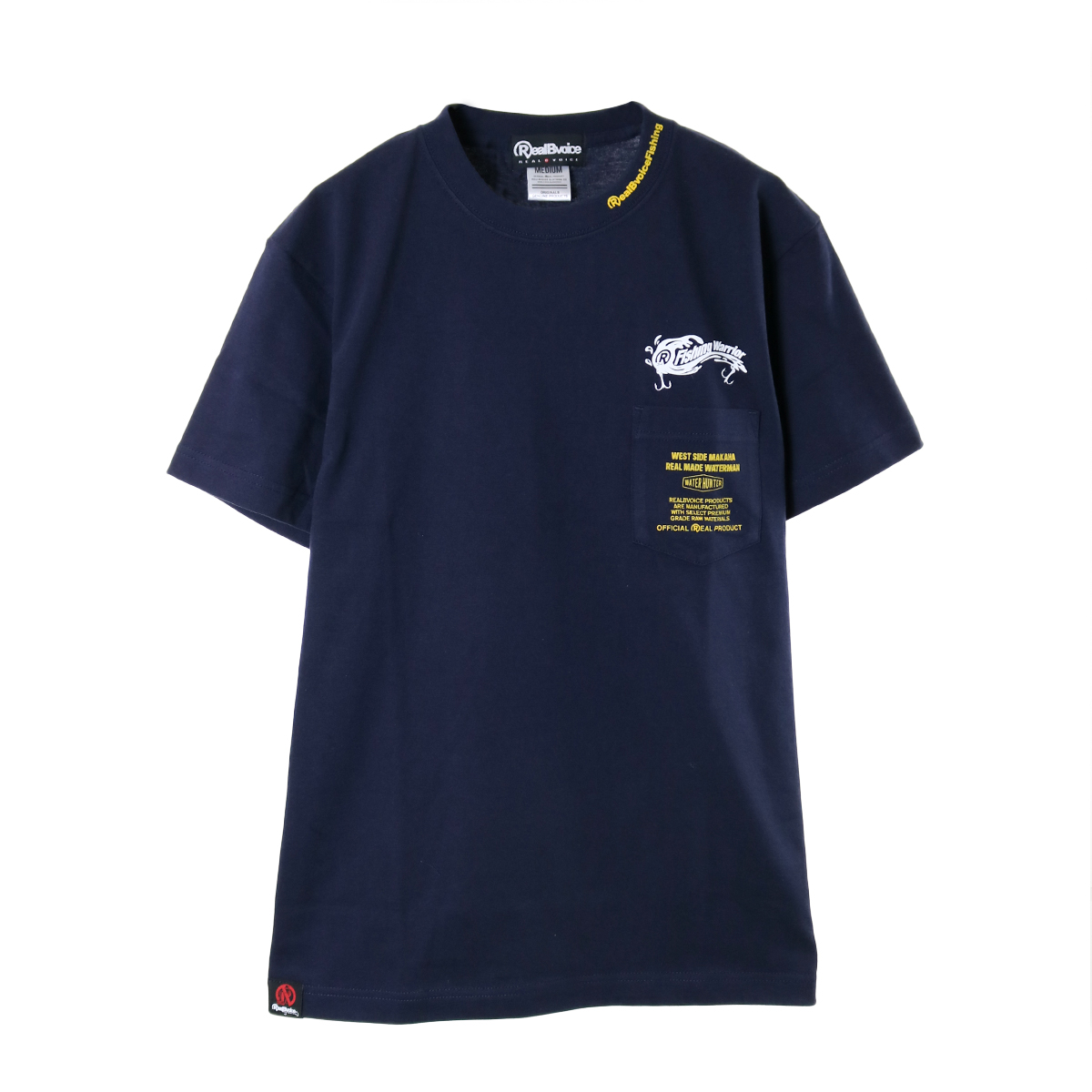 REAL ANGLERS T-SHIRT