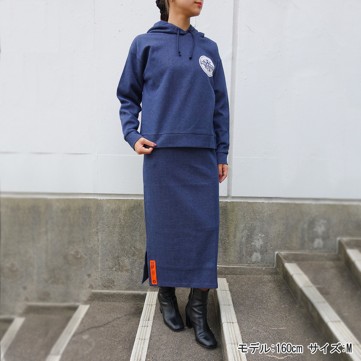 WOMEN`S SKY AND SEA PARKA