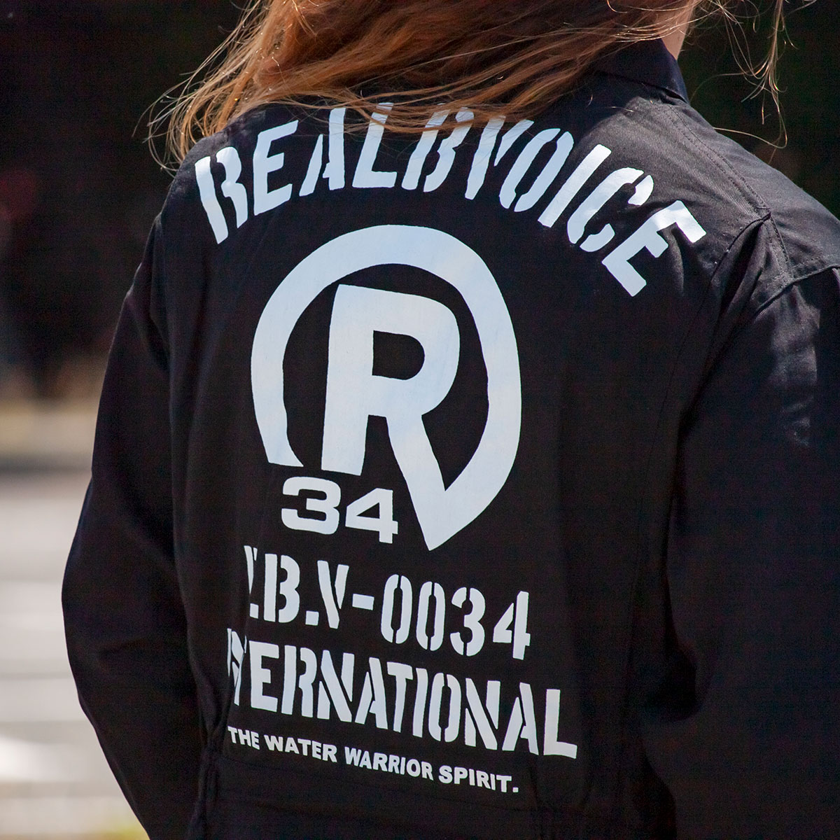 RBV 05 STENCIL COVERALL