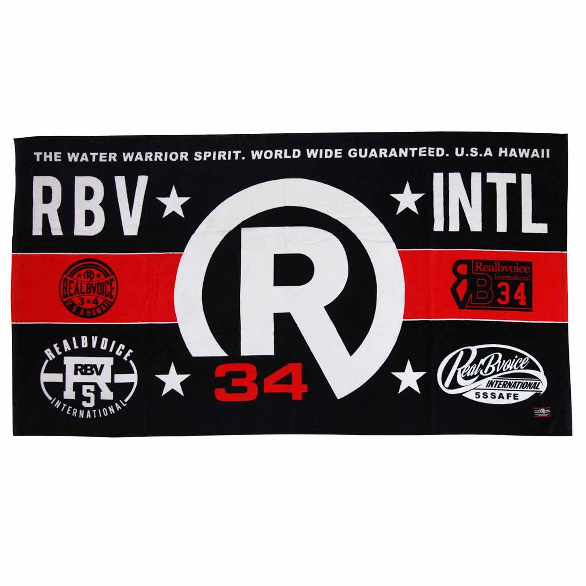 20TH ANNIVERSARY BIG TOWEL R-MARK