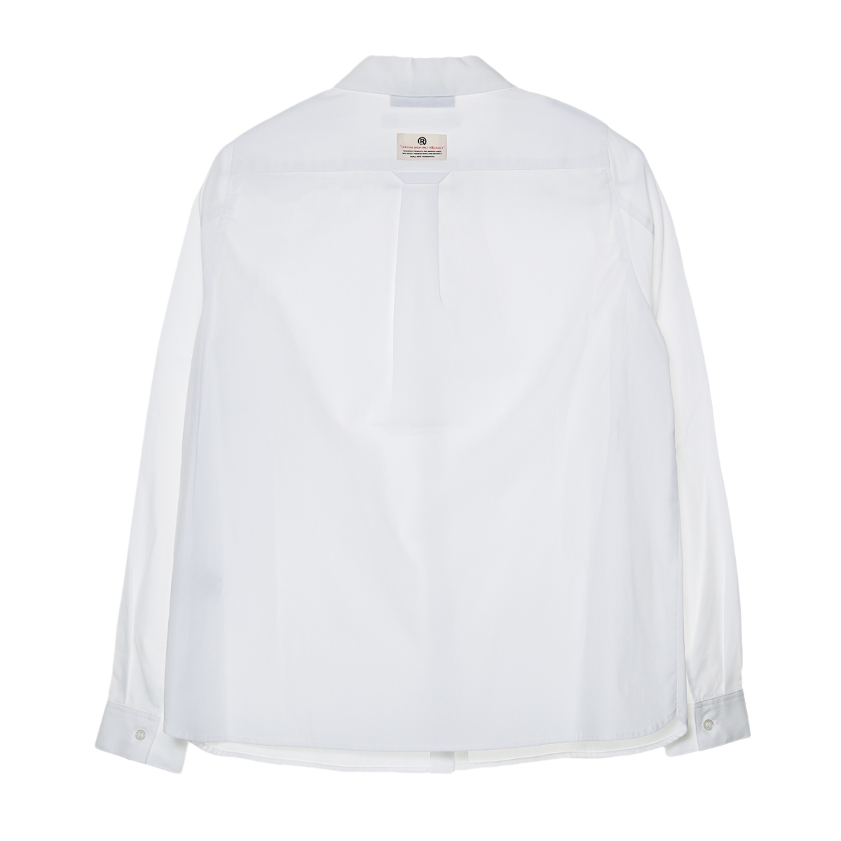 WOMEN`S ROUND COLLAR LONG SLEEVE SHIRT